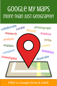 Google My Maps, more than just geography!