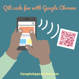 Scanning QR codes using Google Chrome on iOS