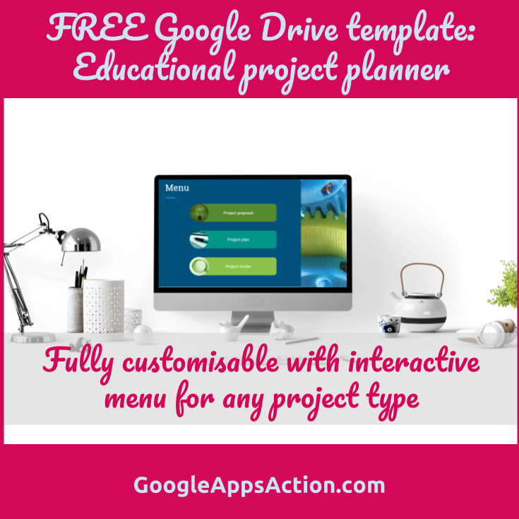 FREE Project Planning Template GoogleAppsActioncom - Google project plan template